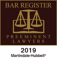 Martindale-Hubbell Preeminent Lawyers